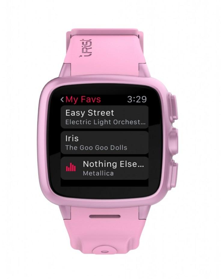 iRist Pink