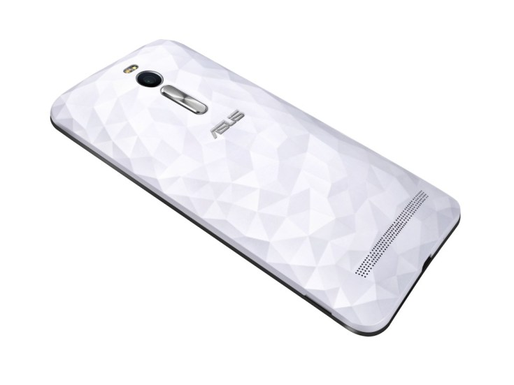 ZenFone 2 Deluxe - White