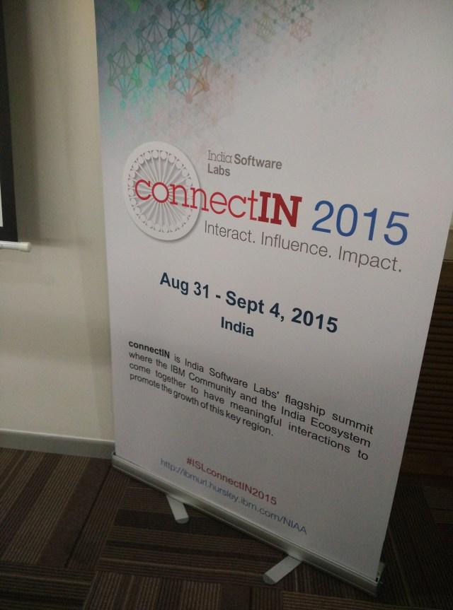ConnectIN 2015