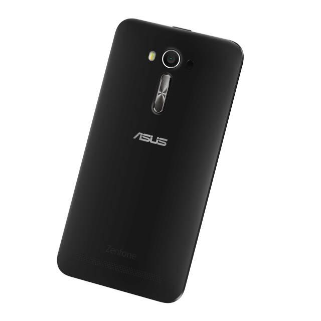 Zenfone 2 Laser Back slanted view