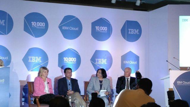 IBM Cloud Panel