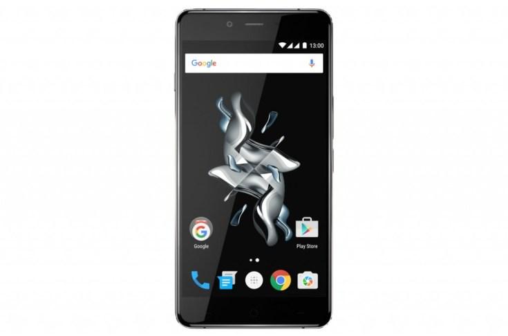 OnePlus X Black Front