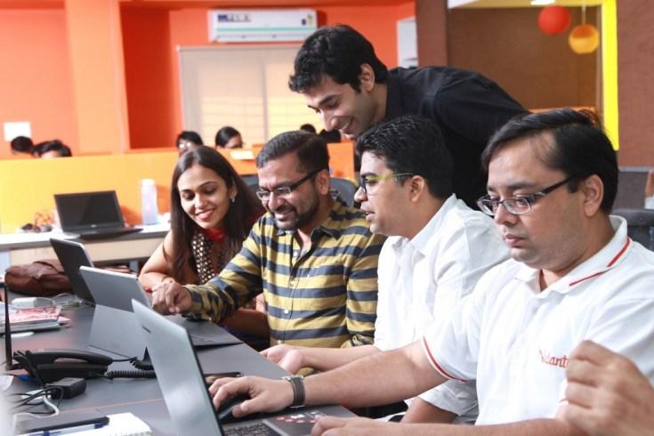 Vedantu office & employees