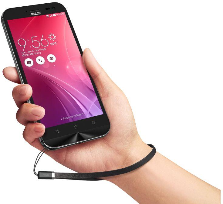 ZenFone Zoom - Black