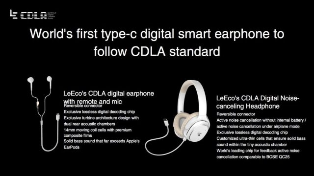 CDLA Specifications