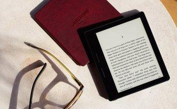 Kindle Oasis Reader