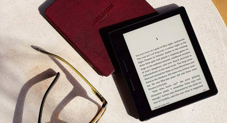 Kindle Oasis Reader