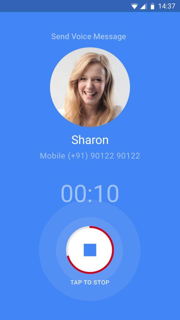 Echo App Screenshot