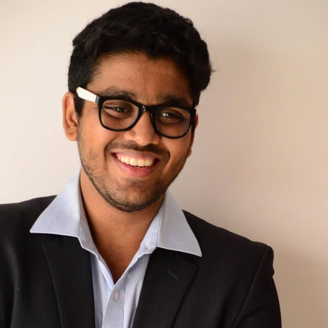 Aditya Hanchinal-Co founder, GetSetGig