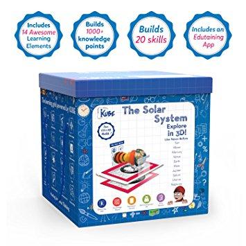 Kube solarsystem box