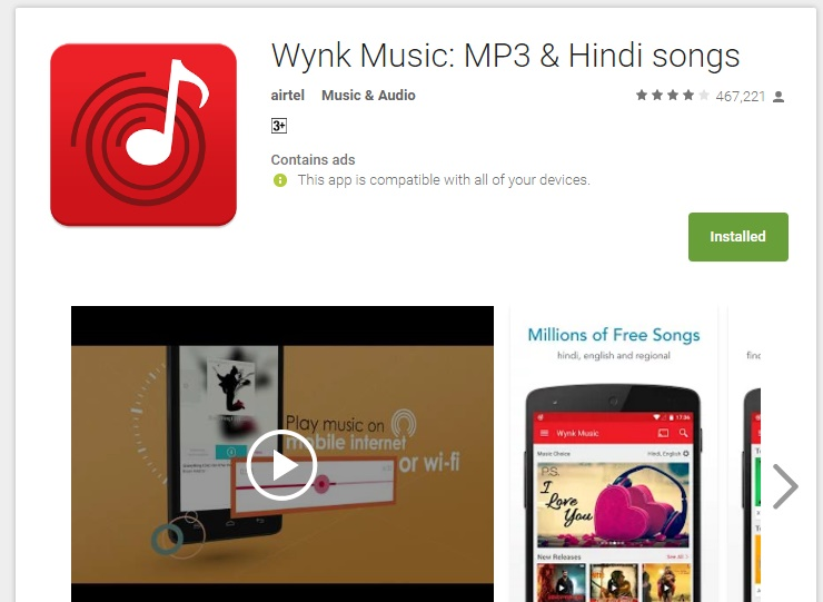 Wynk App Has More Than 50 Million Users