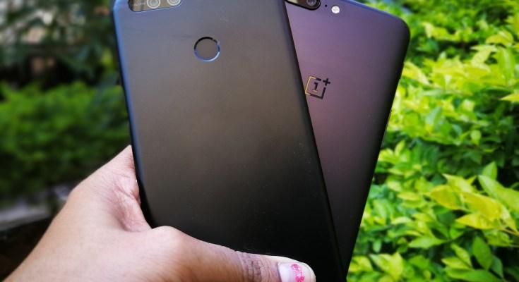 Honor 8 Pro Vs OnePlus 5
