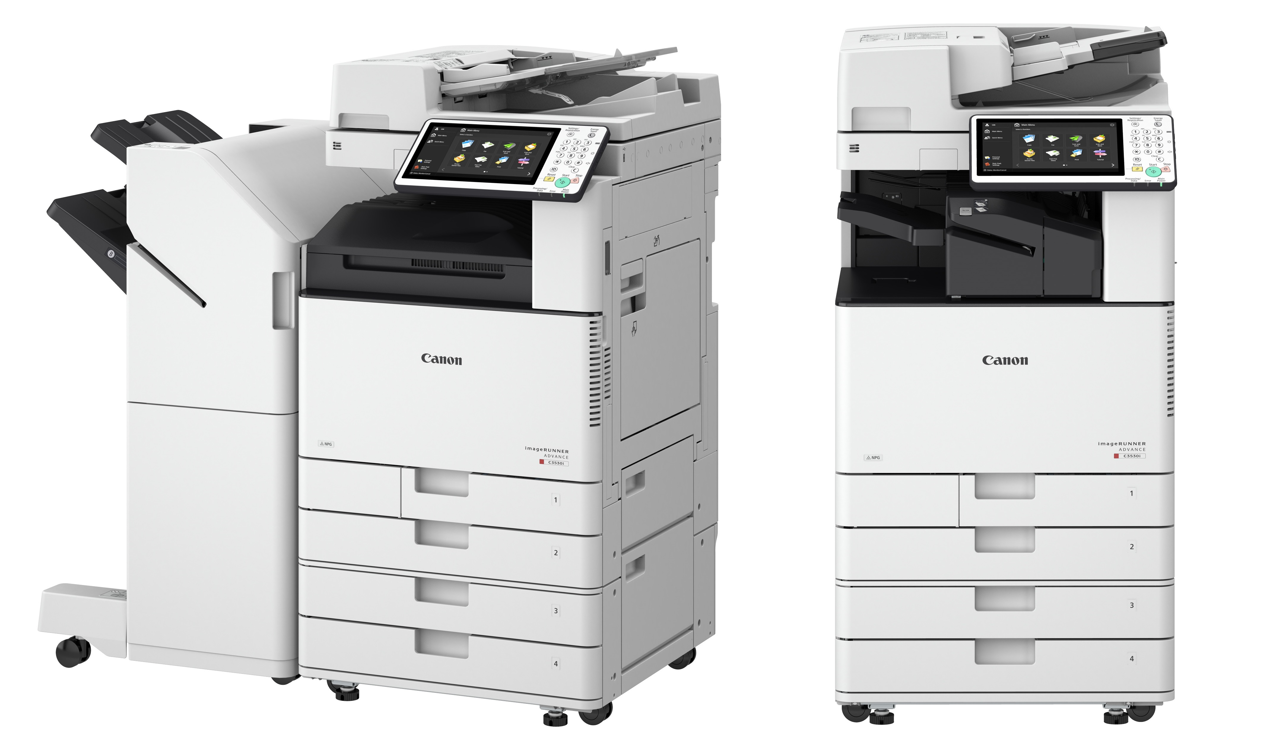 Canon Launches Third Generation Devices
