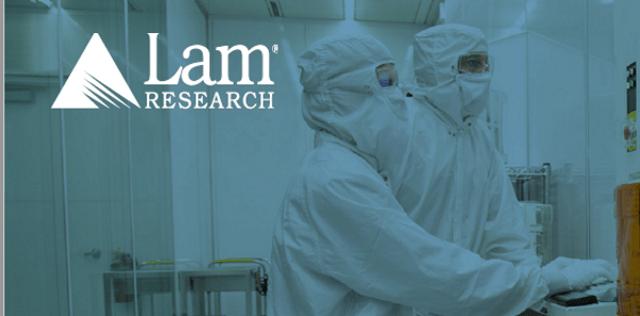 Lam Research At Work