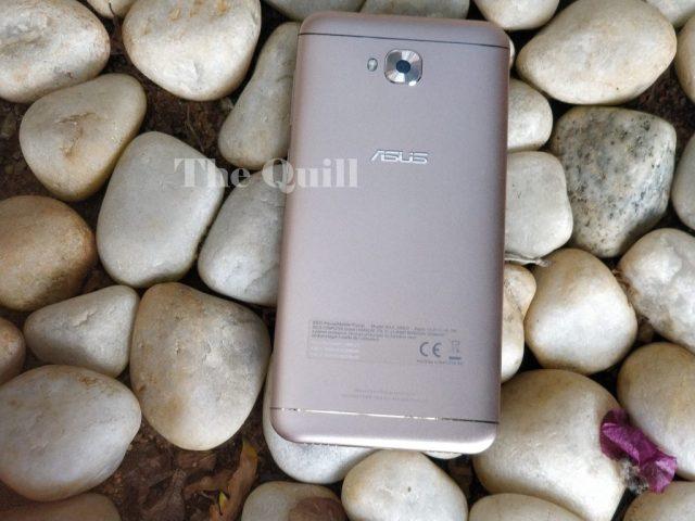 Zenfone 4 Selfie Rear View