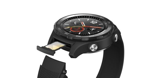 Huawei Watch 2 - With SIM Slot