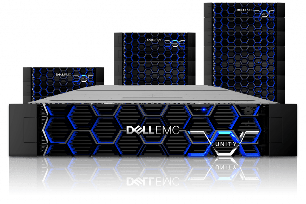 Dell EMC Strengthens And Expands All-Flash Midrange Storage