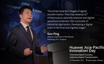 Guo Ping - Huawei Rotating CEO