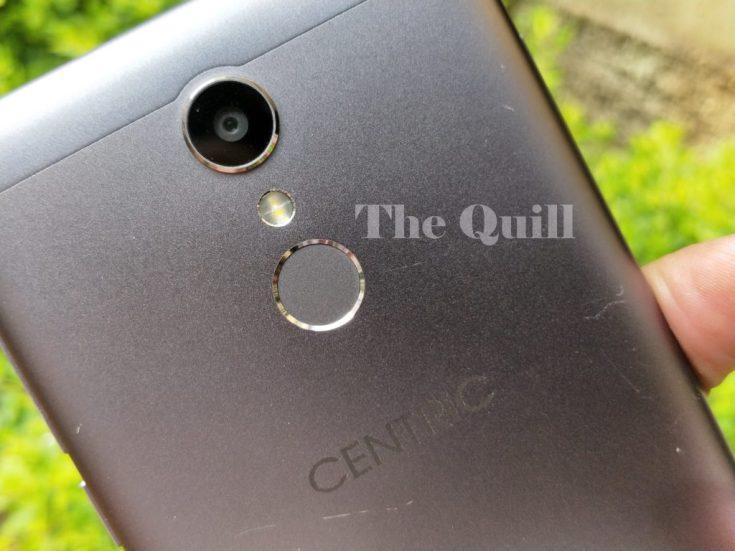Centric A1 Rear Camera