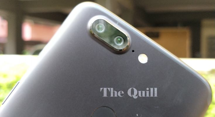 OnePlus 5T Rear View