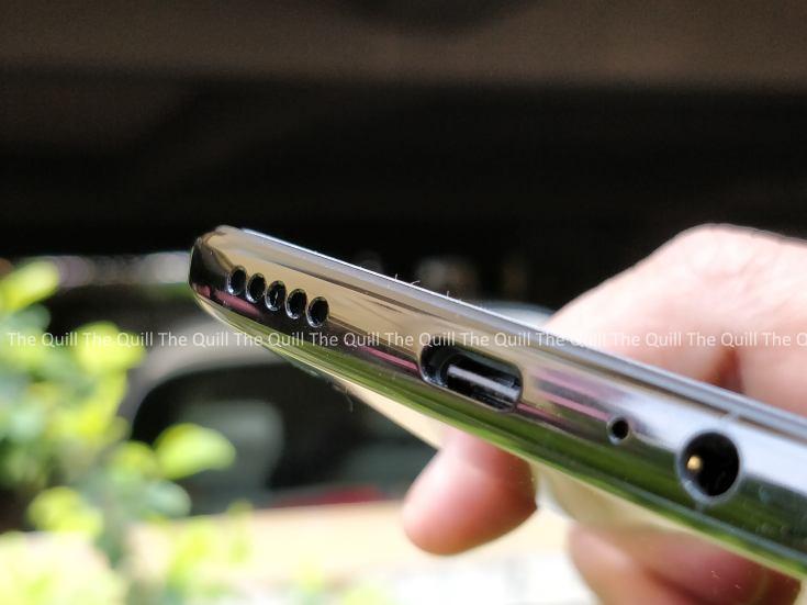 OnePlus 6 Bottom