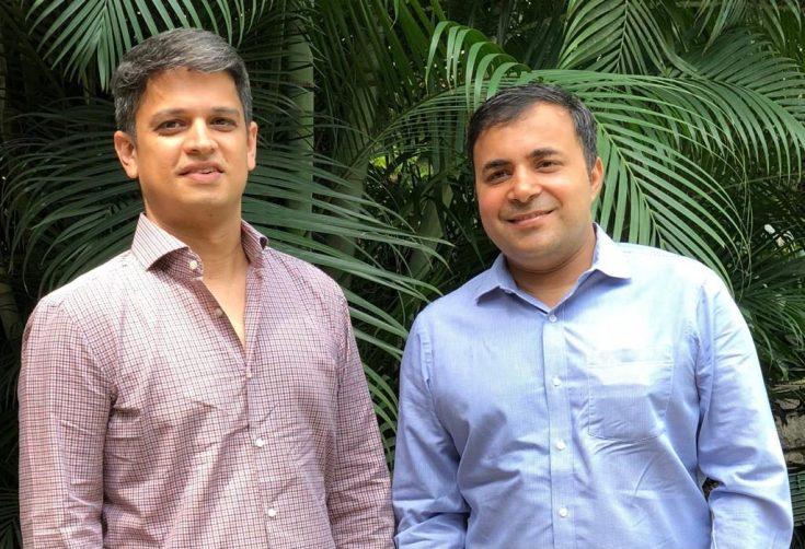 Prasad Kompalli, CEO, mfine, Ashutosh Lawania, Co-founder, mfine