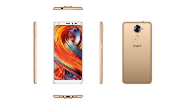 COMIO X1- Gold