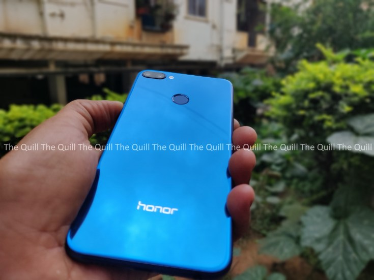 Honor 9N Rear View
