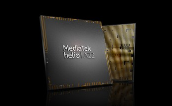 MediaTek Helio A22 Chipset