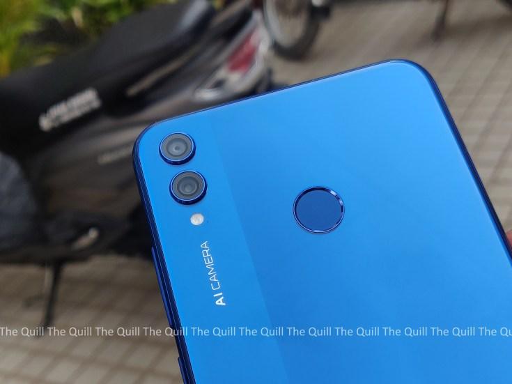 Honor 8X Dual Camera