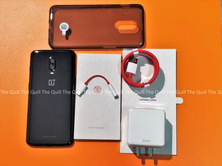 OnePlus 6T Box Contents