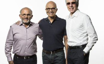 Microsoft, Adobe And SAP CEOs