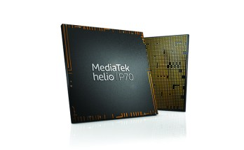 MediaTeak P70Chip White
