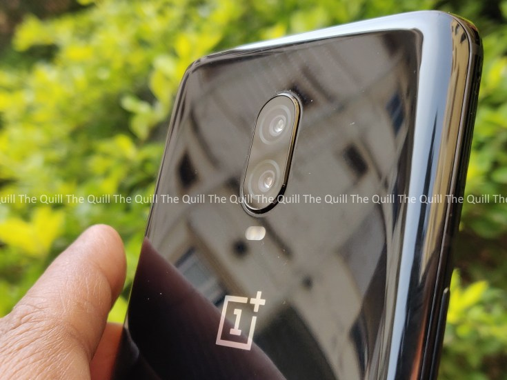OnePlus 6T McLaren Edition Rear Camera