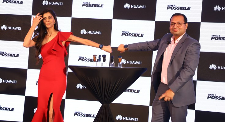 Huawei Watch GT India Launch