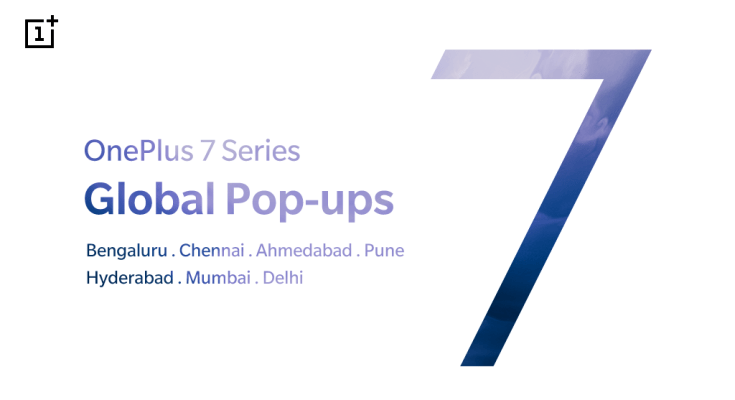 OnePlus 7 Experience Popup