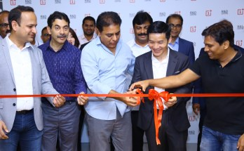 OnePlus Hyderabad R&D Facility Opening