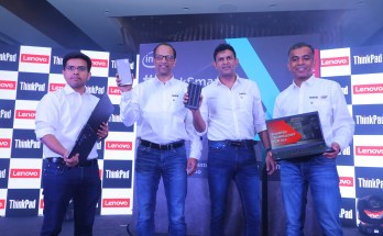 Lenovo Product Launch