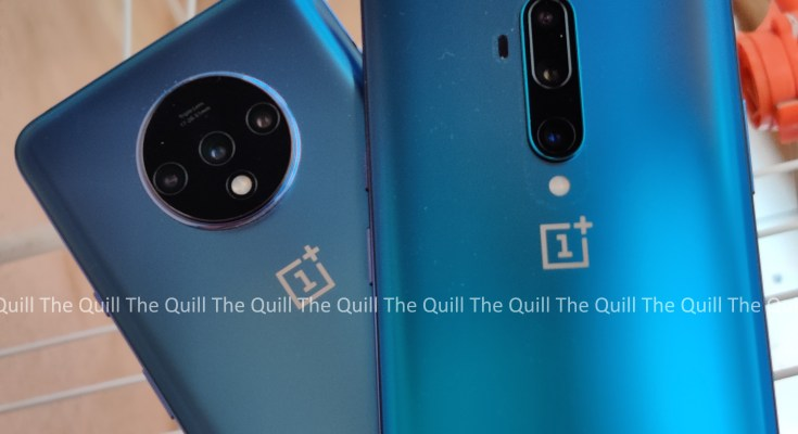 OnePlus 7T and OnePlus 7T Pro