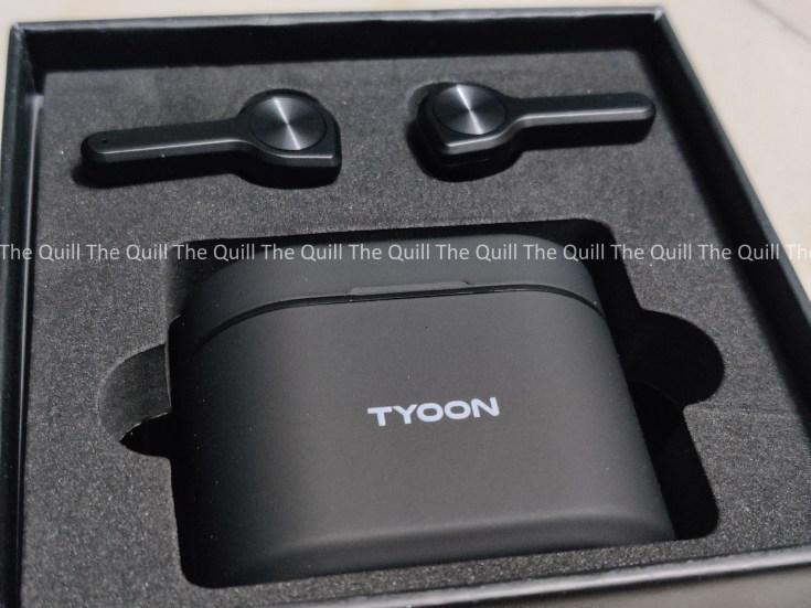 Tyoon TW62 Featherlight Wireless Earbuds