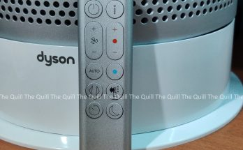 Dyson Pure Hot + Cool Air purifier