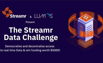 Streamr Data Challenge Announcement