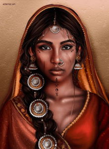 Roma from Descent of the Drowned