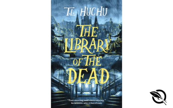 The Library Of The Dead Cover Photo