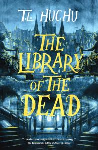 The Library Of The Dead Cover