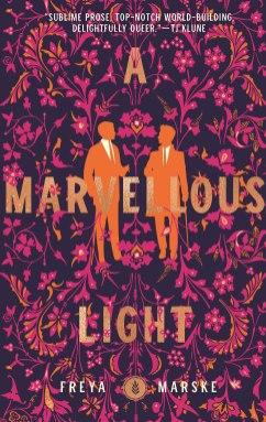 A Marvellous Light Cover