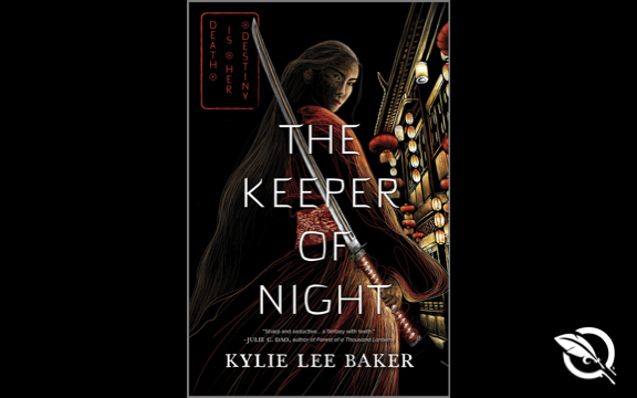 The Keeper Of Night Cover Photo
