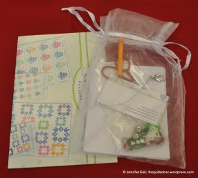 Bead Kit and Free Pattern