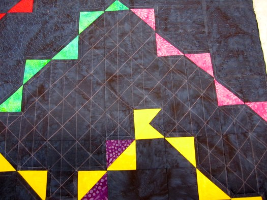 Making a grid for Modern Quilting designs