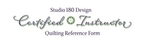 Studio 180 Design Certified Instructor